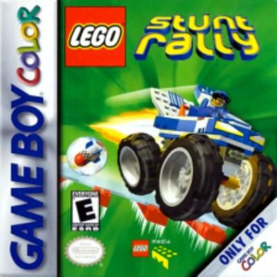 Lego Stunt Rally Cover Art