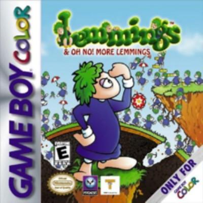 Lemmings Cover Art