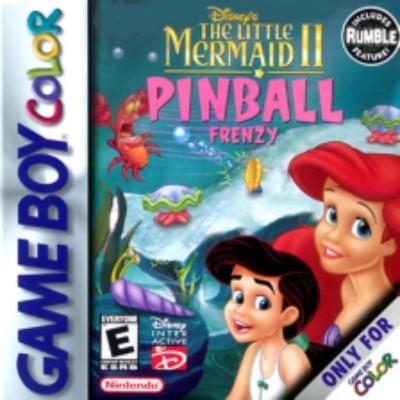 Little Mermaid II: The Pinball Frenzy Cover Art