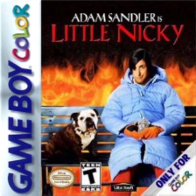 Little Nicky Cover Art