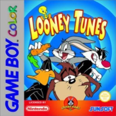 Looney Tunes Cover Art