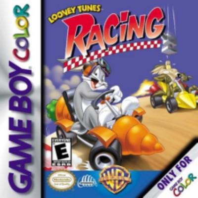 Looney Tunes Racing Cover Art