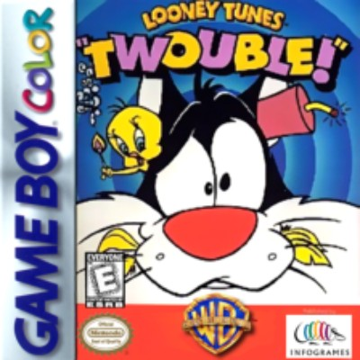 Looney Tunes: Twouble Cover Art