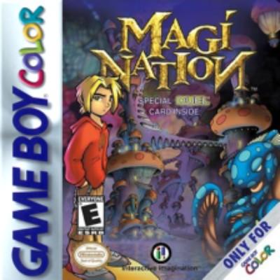 Magi Nation Cover Art
