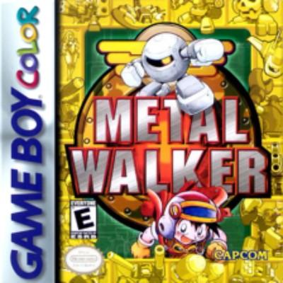 Metal Walker Cover Art