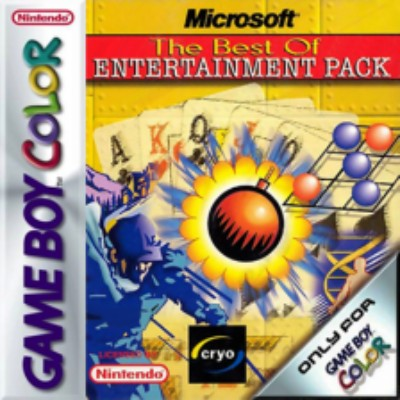 Microsoft The best of Entertainment Pack Cover Art