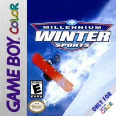 Millennium Winter Sports Cover Art