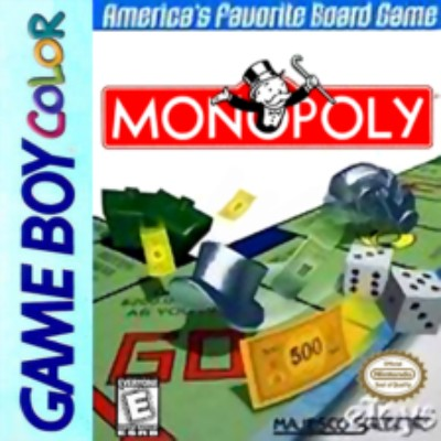 Monopoly Cover Art