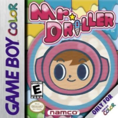 Mr Driller Cover Art