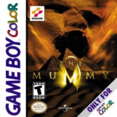 Mummy Cover Art