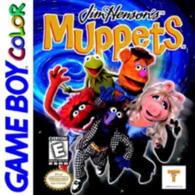 Jim Henson's Muppets Cover Art