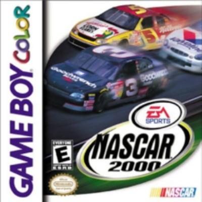NASCAR 2000 Cover Art