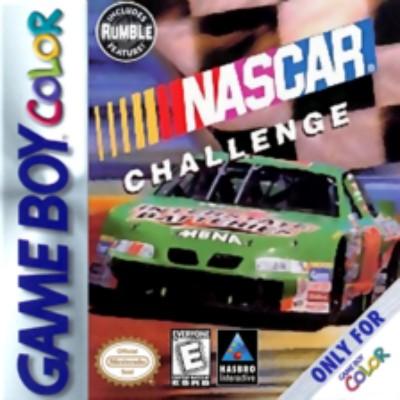 NASCAR Challenge Cover Art