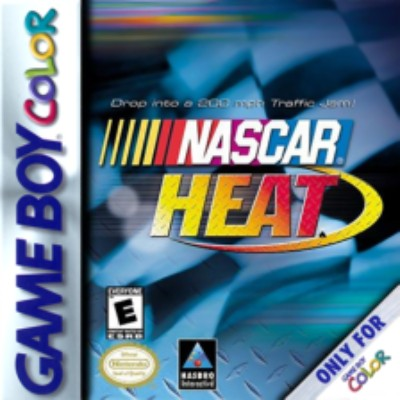 NASCAR HEAT Cover Art