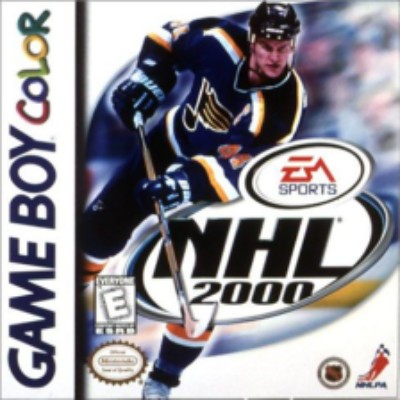 NHL 2000 Cover Art