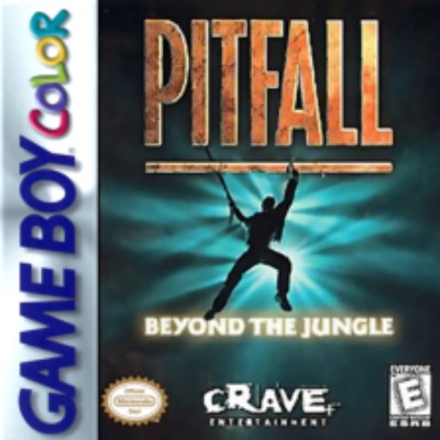 Pitfall: Beyond the Jungle Cover Art