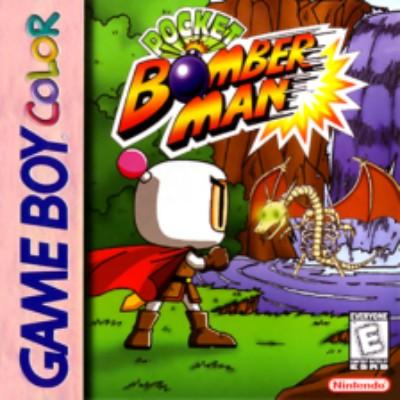 Pocket Bomberman Cover Art