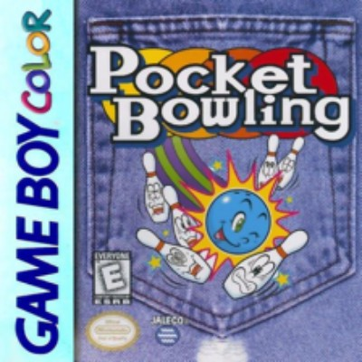 Pocket Bowling Cover Art