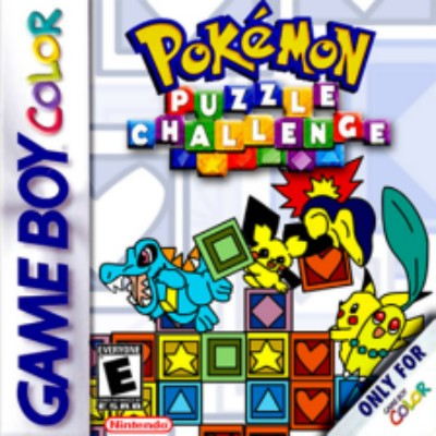 Pokemon Puzzle Challenge Cover Art
