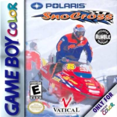 Polaris Snocross Cover Art