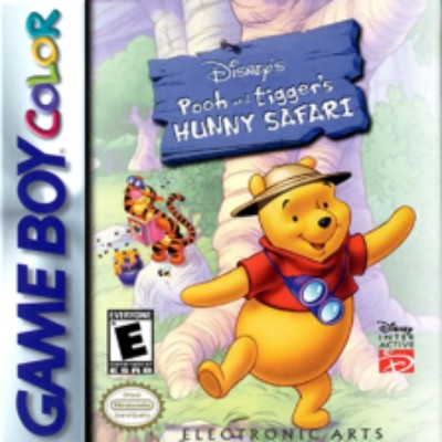 Pooh and Tigger's Hunny Safari Cover Art