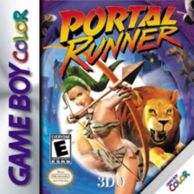 Portal Runner Cover Art
