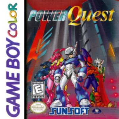 Power Quest Cover Art