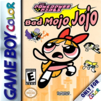 Powerpuff Girls: Bad Mojo Jojo Cover Art