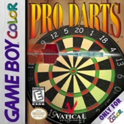 Pro Darts Cover Art