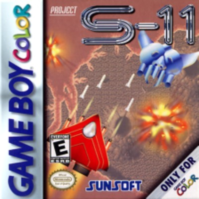 Project S-11 Cover Art