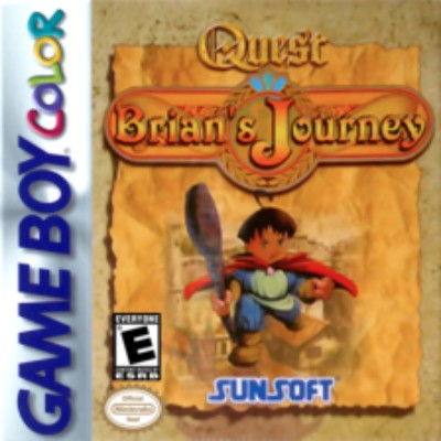 Quest Brian's Journey Cover Art