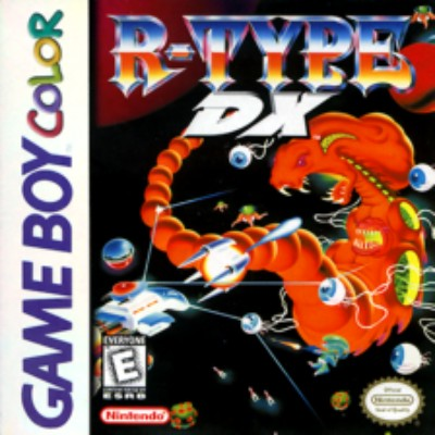 R-Type DX Cover Art