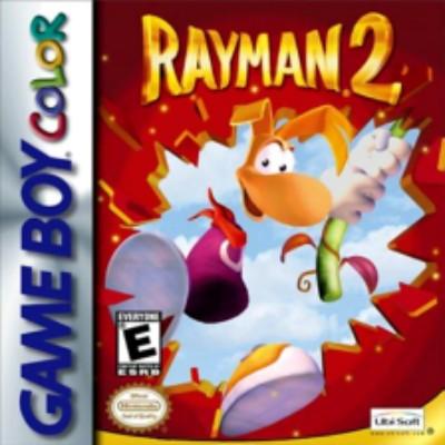 Rayman 2 Cover Art