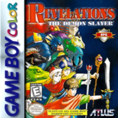 Revelations: The Demon Slayer Cover Art