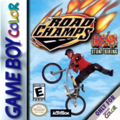 Road Champs BXS Stunt Biking Cover Art