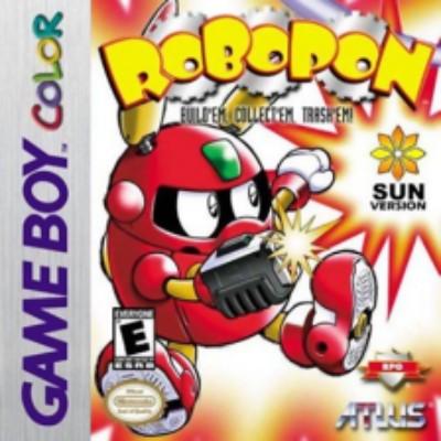 Robopon: Sun Version Cover Art