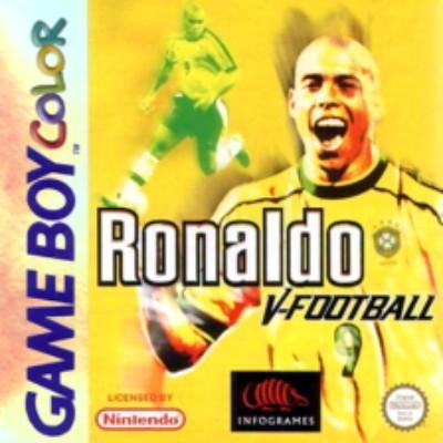 Ronaldo V-Soccer Cover Art
