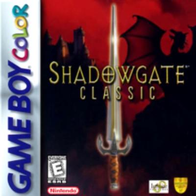 Shadowgate Classic Cover Art
