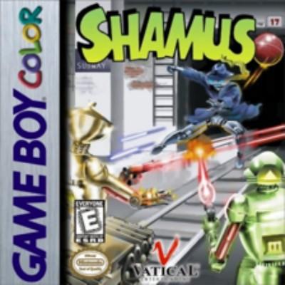 Shamus Cover Art