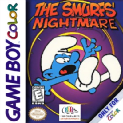 Smurfs Nightmare Cover Art
