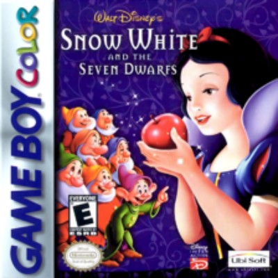 Snow White and the Seven Dwarfs Cover Art