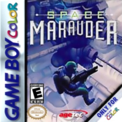 Space Marauder Cover Art