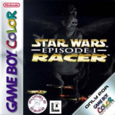 Star Wars Episode 1: Racer Cover Art
