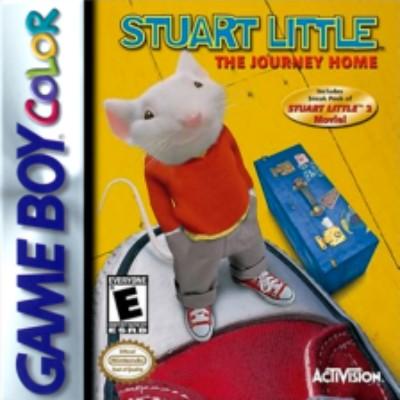 Stuart Little: The Journey Home Cover Art