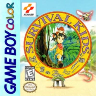 Survival Kids Cover Art