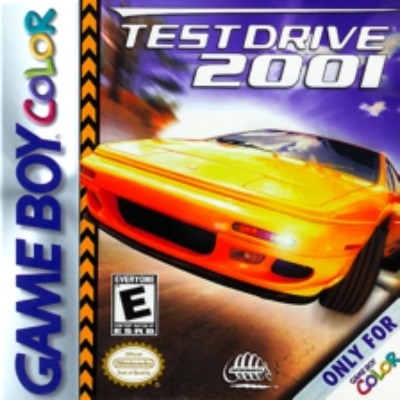 Test Drive 2001 Cover Art