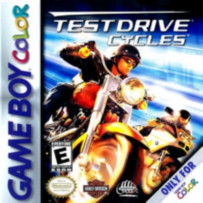 Test Drive Cycles Cover Art
