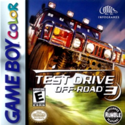 Test Drive Off-Road 3 Cover Art