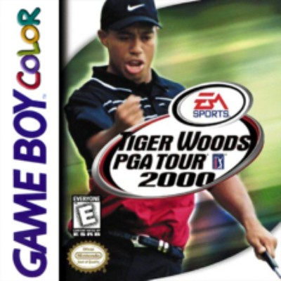 Tiger Woods PGA Tour Golf 2000 Cover Art