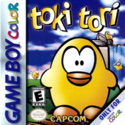 Toki Tori Cover Art